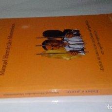 Libros de segunda mano: ESTUVE PRESO-MANUEL HERNANDEZ MONTESINOS-PÁGINAS: 190 EDICIÓN: 1ª EDICIÓN, MAYO 2004-EDICION PERSON. Lote 121939019