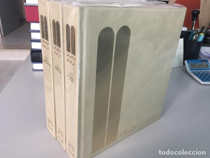 Libros de segunda mano: La Sagrada Biblia, 3 tomos, ilustrada - Foto 3 - 122795443