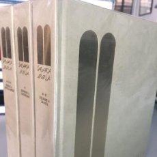 Libros de segunda mano: LA SAGRADA BIBLIA, 3 TOMOS, ILUSTRADA. Lote 122795443