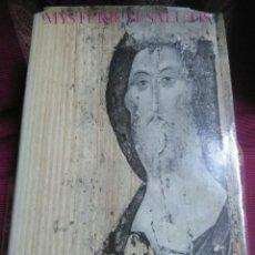 Libros de segunda mano: MYSTERIUM SALUTIS. VOLUMEN III/1. EDS. CRISTIANDAD. 1971.. Lote 123900975