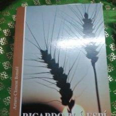 Libros de segunda mano: RICARDO PLÁ ESPÍ, TRABAJADOR DEL EVANGELIO Y MÁRTIR DE CRISTO. CLIMENT. EDICEP. 1992.. Lote 123916246