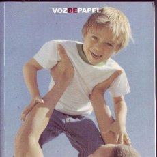 Libros de segunda mano: PIEDRAS VIVAS. ESTEBAN SALA. LA VOZ DE PAPEL, 2005. . Lote 124175891