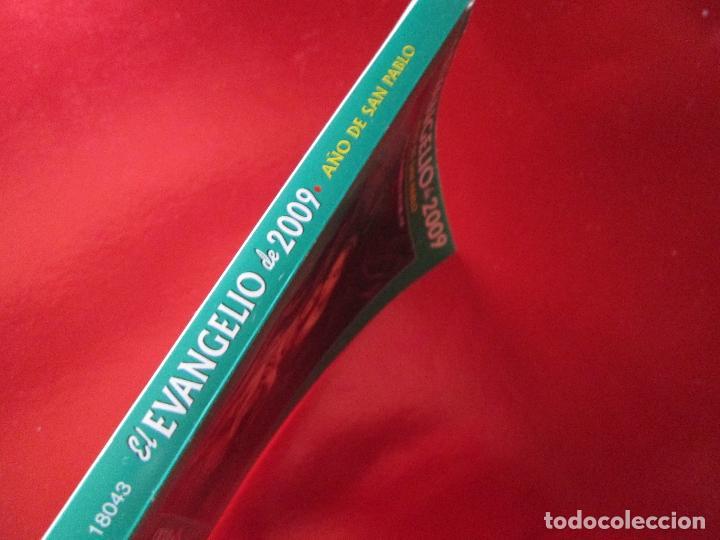 Libros de segunda mano: libro-el evangelio de 2009-año de san pablo-ciclo b-josé martinez puche-410 páginas-Ver fotos - Foto 2 - 124929315