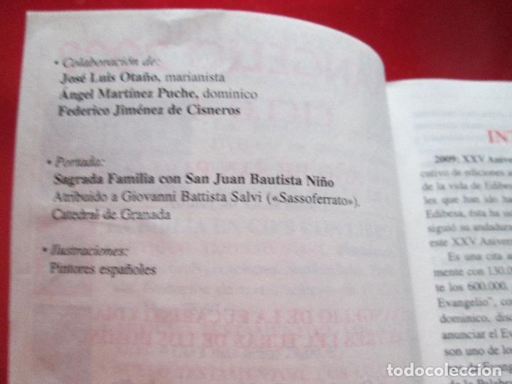 Libros de segunda mano: libro-el evangelio de 2009-año de san pablo-ciclo b-josé martinez puche-410 páginas-Ver fotos - Foto 5 - 124929315