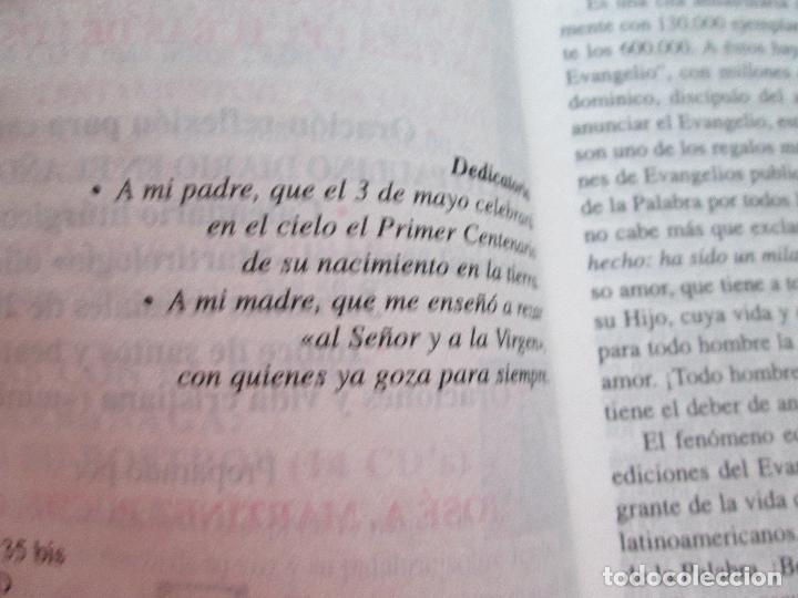 Libros de segunda mano: libro-el evangelio de 2009-año de san pablo-ciclo b-josé martinez puche-410 páginas-Ver fotos - Foto 6 - 124929315