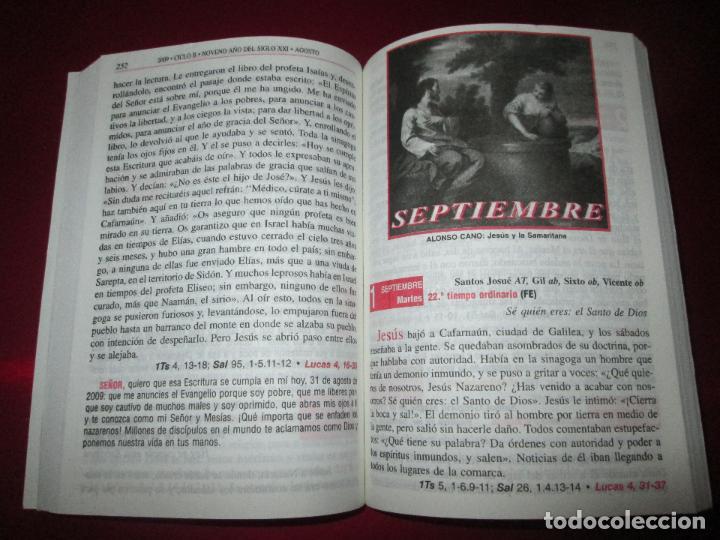 Libros de segunda mano: libro-el evangelio de 2009-año de san pablo-ciclo b-josé martinez puche-410 páginas-Ver fotos - Foto 9 - 124929315