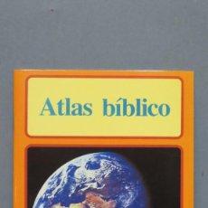 Libros de segunda mano: ATLAS BIBLICO. ED. VERBO DIVINO. Lote 125063839