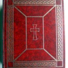 Libros de segunda mano: SAGRADA BIBLIA. NUEVA EDICIÓN REVISADA Y CORREGIDA SOBRE LA VERSIÓN DE VULGATA DE TORRET AMAT. 1971. Lote 125333847