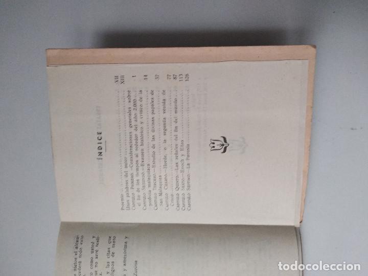 Libros de segunda mano: ¡EL MUNDO SE ACABA! ESTUDIO SOBRE LOS TIEMPOS FINALES - FRANCISCO LLOPIS LLORET - MADRID 1951 - Foto 5 - 125362059