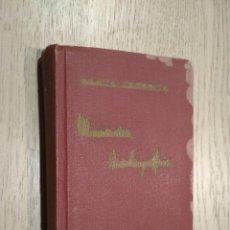 Libros de segunda mano: SANTA TERESITA. MANUSCRITOS AUTOBIOGRÁFICOS. HISTORIA DE UN ALMA. 1968. Lote 125493443