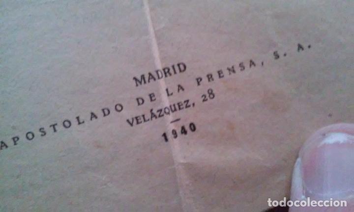 Libros de segunda mano: Historia de la Sagrada Pasión. Padre Luis de la Palma - Foto 3 - 126043943