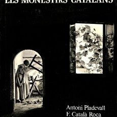 Libros de segunda mano: ELS MONESTIRS CATALANS - ANTONI PLADEVALL I FONT - EDICIONES DESTINO. Lote 126046368