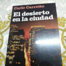Libros de segunda mano: EL DESIERTO EN LA CIUDAD. C. CARRETTO. BAC POPULAR, Nº 21. 1979.. Lote 126139736