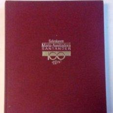 Livros em segunda mão: SALESIANOS-MARÍA AUXILIADORA SANTANDER CENTENARIO 1908-2008 PROFUSAMENTE ILUSTRADO. TAPA DE TELA. Lote 126181903
