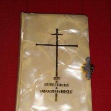 Libros de segunda mano: MISAL MI PRIMERA COMUNION. Lote 126465003