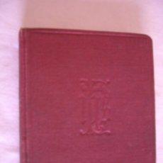 Libros de segunda mano: LIBRO ANTIGO 1943. Lote 127463435