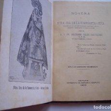 Libros de segunda mano: LIBRO ANTIGO 1909. Lote 127466075