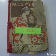 Libros de segunda mano: LIBRO ANTIGO 1888. Lote 127466871