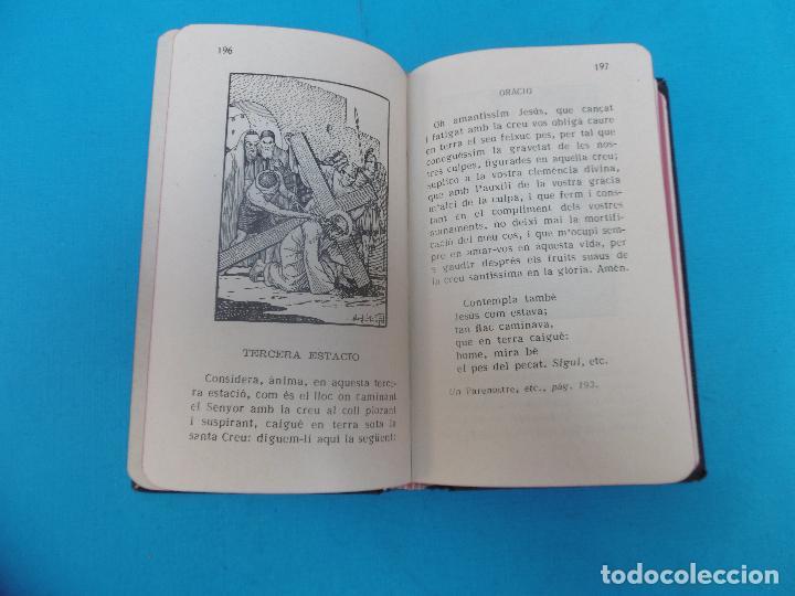 Libros de segunda mano: CAMI DRET - 1951 - SANT ANTONI Mº CLARET - - GRAFIQUES CLARET - ENC. TELA - Foto 3 - 128134067