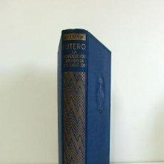 Libros de segunda mano: LUTERO.- F. FUNCK-BRENTANO (1941). Lote 128443295