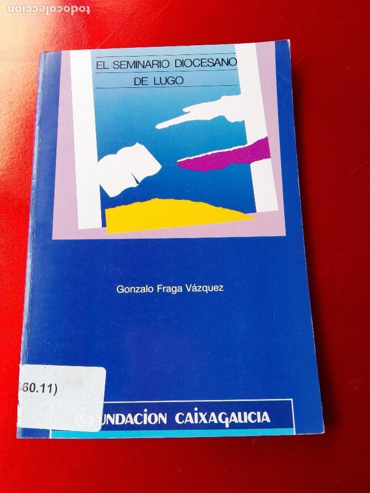 Libros de segunda mano: libro-el seminario diocesano de lugo-buen estado-ver fotos - Foto 2 - 128607611