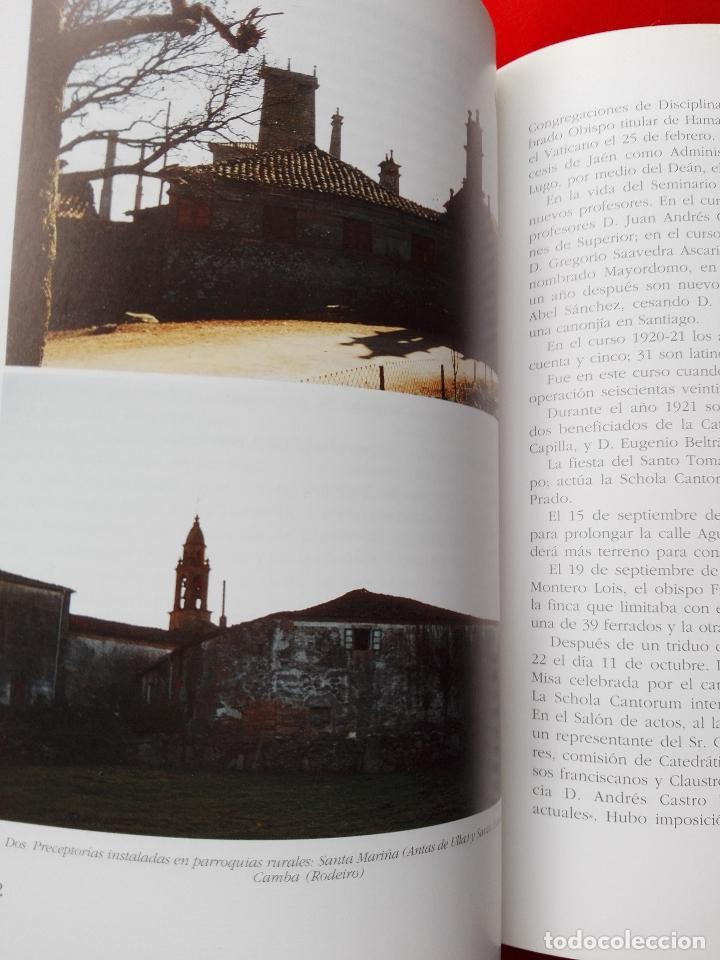 Libros de segunda mano: libro-el seminario diocesano de lugo-buen estado-ver fotos - Foto 7 - 128607611