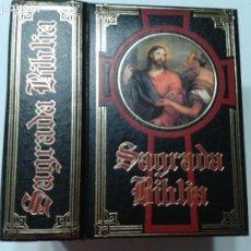 Libros de segunda mano: SAGRADA BIBLIA 1998 DIRIGIDA POR EL P. FELIX PUZO 8ª EDICIÓN EDITORS . Lote 141101452