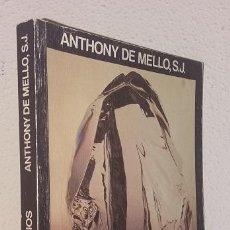 Libros de segunda mano: MELLO, ANTHONY DE: CONTACTO CON DIOS (SAL TERRAE) (LB). Lote 129043203