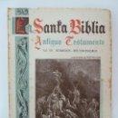 Libros de segunda mano: LA SANTA BIBLIA. ANTIGUO TESTAMENTO. VOL. III. Lote 129131043