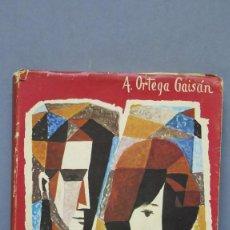 Libros de segunda mano: VALORES HUMANOS (VOLUMEN 1). A.ORTEGA GAISÁN. Lote 129395235