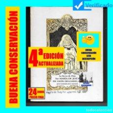 Libros de segunda mano: LA SIERVA DE DIOS SOR MARÍA DE JESÚS DE LEÓN DELGADO - JOSÉ RODRÍGUEZ MOURE - LA LAGUNA CANARIAS. Lote 130190319