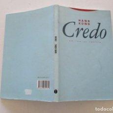 Libros de segunda mano: HANS KÜNG CREDO. RMT87375. Lote 130272098