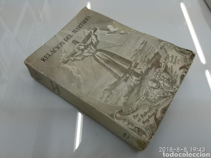 Libros de segunda mano: RELACION DEL MARTIRIO FRAY JUAN DE SANTA MARIA 1966 FRANCISCOS Y JESUITAS EN JAPON - Foto 3 - 130350994