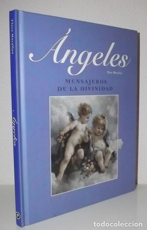 Macallan, Flora: Ángeles: mensajeros de la divinidad (Parragon Books) (lb) segunda mano