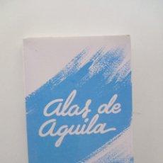 Libros de segunda mano: ALAS DE ÁGUILA - EMILIO L. MAZARIEGOS. Lote 130779752