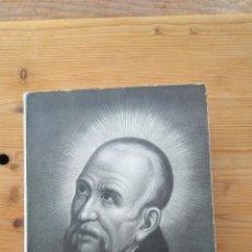 Libros de segunda mano: S. ANDRÉS AVELINO CLÉRIGO REGULAR. Lote 130784224
