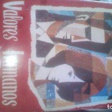 Libros de segunda mano: VALORES HUMANOS A.ORTEGA GAISAN EDITORIAL VITORIA. Lote 130885024