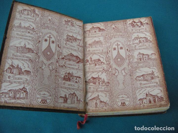Libros de segunda mano: SANTA TERESA DE JESÚS, OBRAS COMPLETAS. AGUILAR 1942 - Foto 4 - 132493506