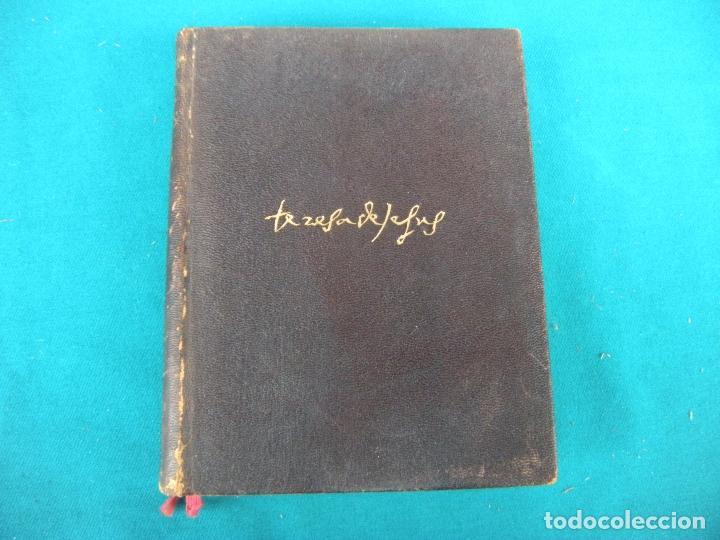 Libros de segunda mano: SANTA TERESA DE JESÚS, OBRAS COMPLETAS. AGUILAR 1942 - Foto 5 - 132493506