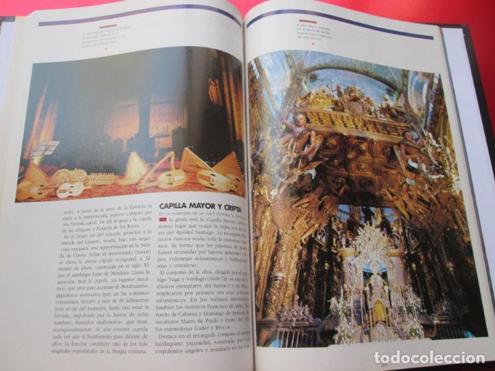 Libros de segunda mano: libro-el camino de santiago-la voz de galicia-chamoso yxurxo lobato - Foto 2 - 131591754