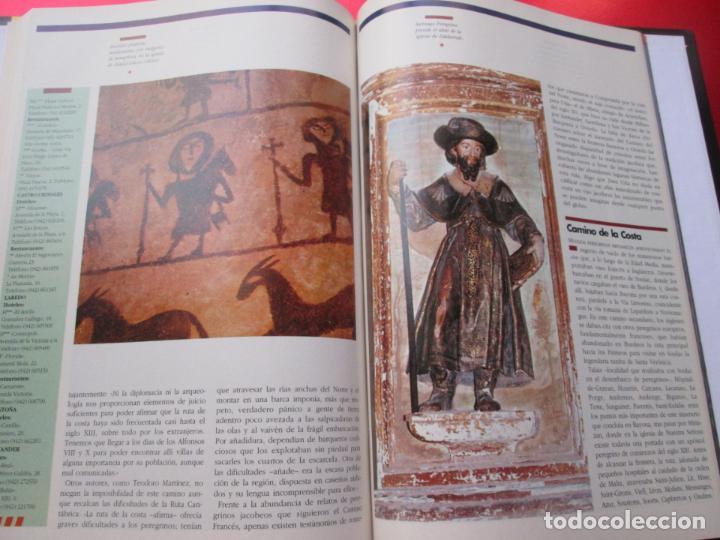 Libros de segunda mano: libro-el camino de santiago-la voz de galicia-chamoso yxurxo lobato - Foto 3 - 131591754