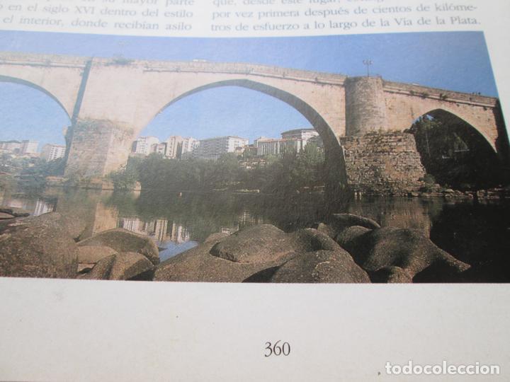 Libros de segunda mano: libro-el camino de santiago-la voz de galicia-chamoso yxurxo lobato - Foto 4 - 131591754