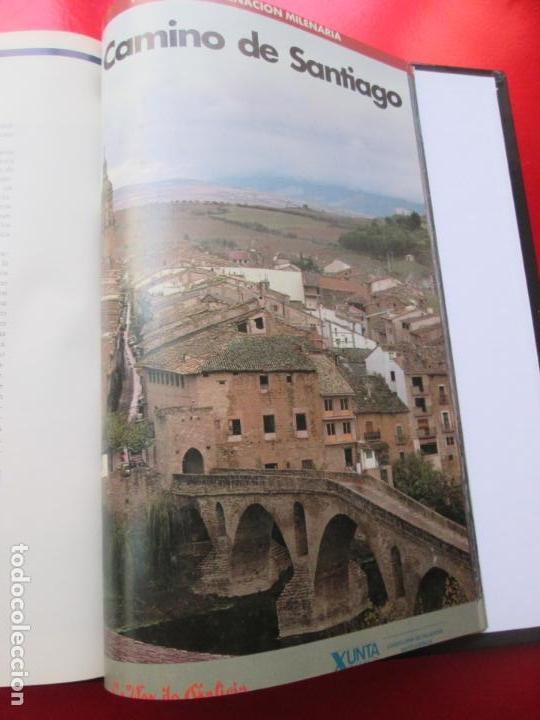 Libros de segunda mano: libro-el camino de santiago-la voz de galicia-chamoso yxurxo lobato - Foto 5 - 131591754