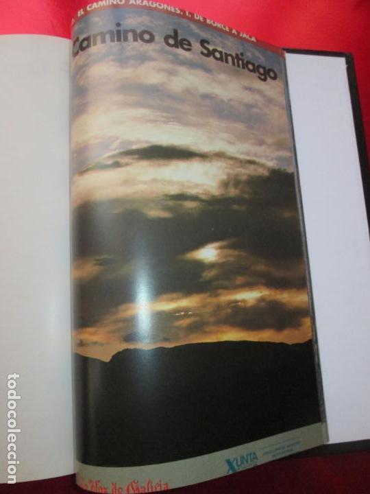 Libros de segunda mano: libro-el camino de santiago-la voz de galicia-chamoso yxurxo lobato - Foto 6 - 131591754