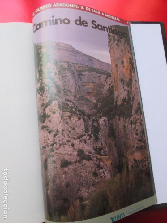 Libros de segunda mano: libro-el camino de santiago-la voz de galicia-chamoso yxurxo lobato - Foto 7 - 131591754