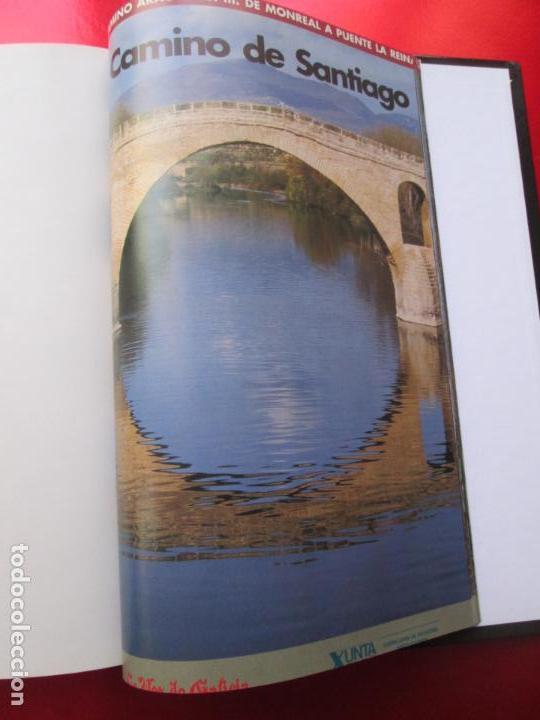 Libros de segunda mano: libro-el camino de santiago-la voz de galicia-chamoso yxurxo lobato - Foto 8 - 131591754