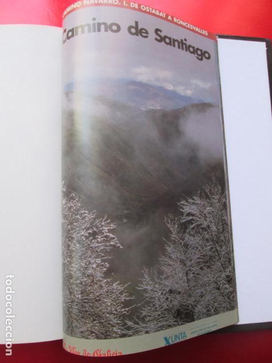 Libros de segunda mano: libro-el camino de santiago-la voz de galicia-chamoso yxurxo lobato - Foto 9 - 131591754