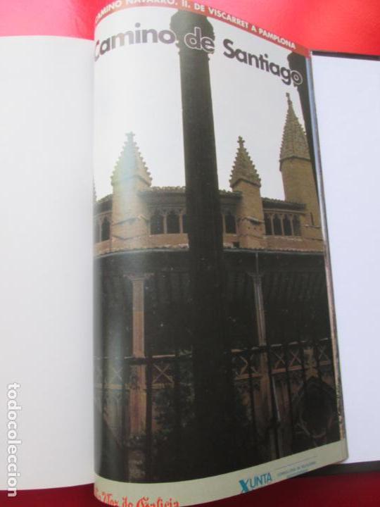 Libros de segunda mano: libro-el camino de santiago-la voz de galicia-chamoso yxurxo lobato - Foto 10 - 131591754