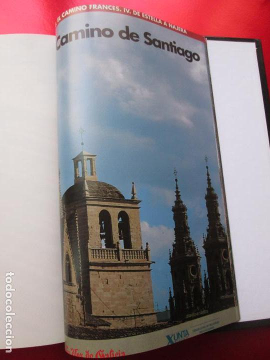 Libros de segunda mano: libro-el camino de santiago-la voz de galicia-chamoso yxurxo lobato - Foto 11 - 131591754