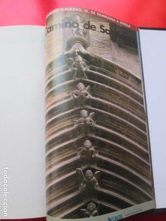 Libros de segunda mano: libro-el camino de santiago-la voz de galicia-chamoso yxurxo lobato - Foto 12 - 131591754